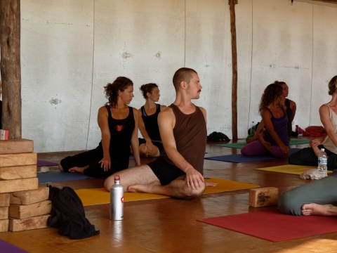 Yoga Teacher Training, Goa, India